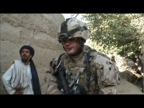 ISAF Afghanistan - Canadian Forces with U.S Marines [HD]