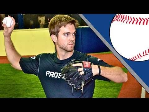How To Throw A Baseball - ProSwing's Top Gun Throwing Program