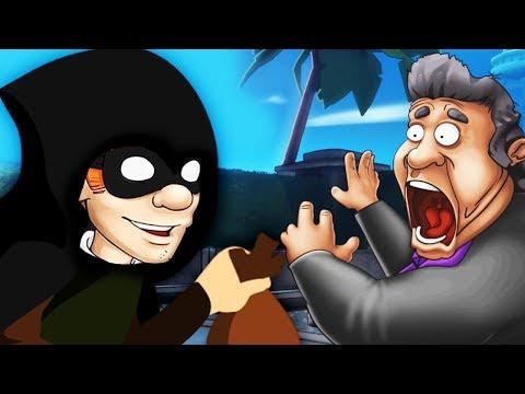 БЕСШУМНЫЙ ВОРИШКА БОБ Мульт игра для детей ПОЧТИ идеальное прохождение Robbery Bob 2