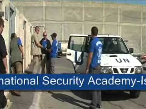Close Protection  - UN Security Training