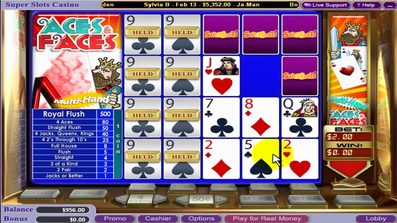 Super slots online casino review casino ships cape canaveral