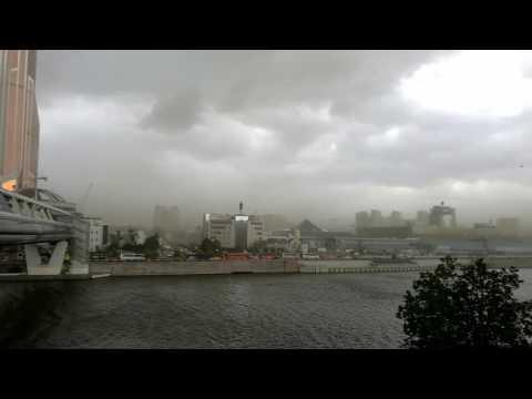 Пыль, Москва, 29.05.2017