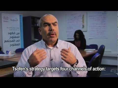 Tsofen- creating hi tech in Arab community of Israel