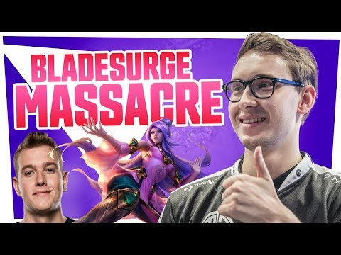Download  Bjergsen - BLADESURGE MASSACRE Gratis, download lagu terbaru