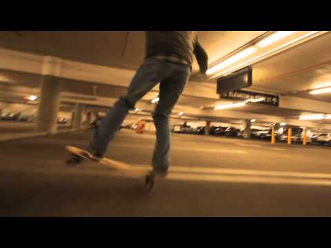 Rybioko Longboarding: Downtownaboard
