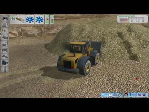Bagger Simulator 2011 Gameplay HD