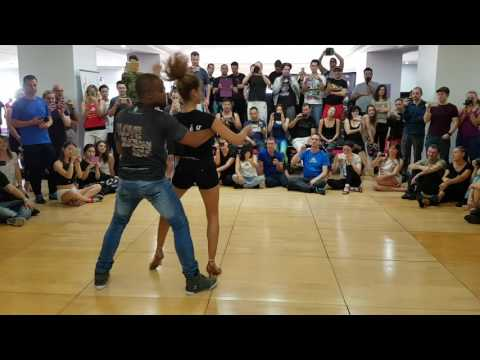 Carlos and Fernanda Zouk Demo at Casa do Zouk - Australia