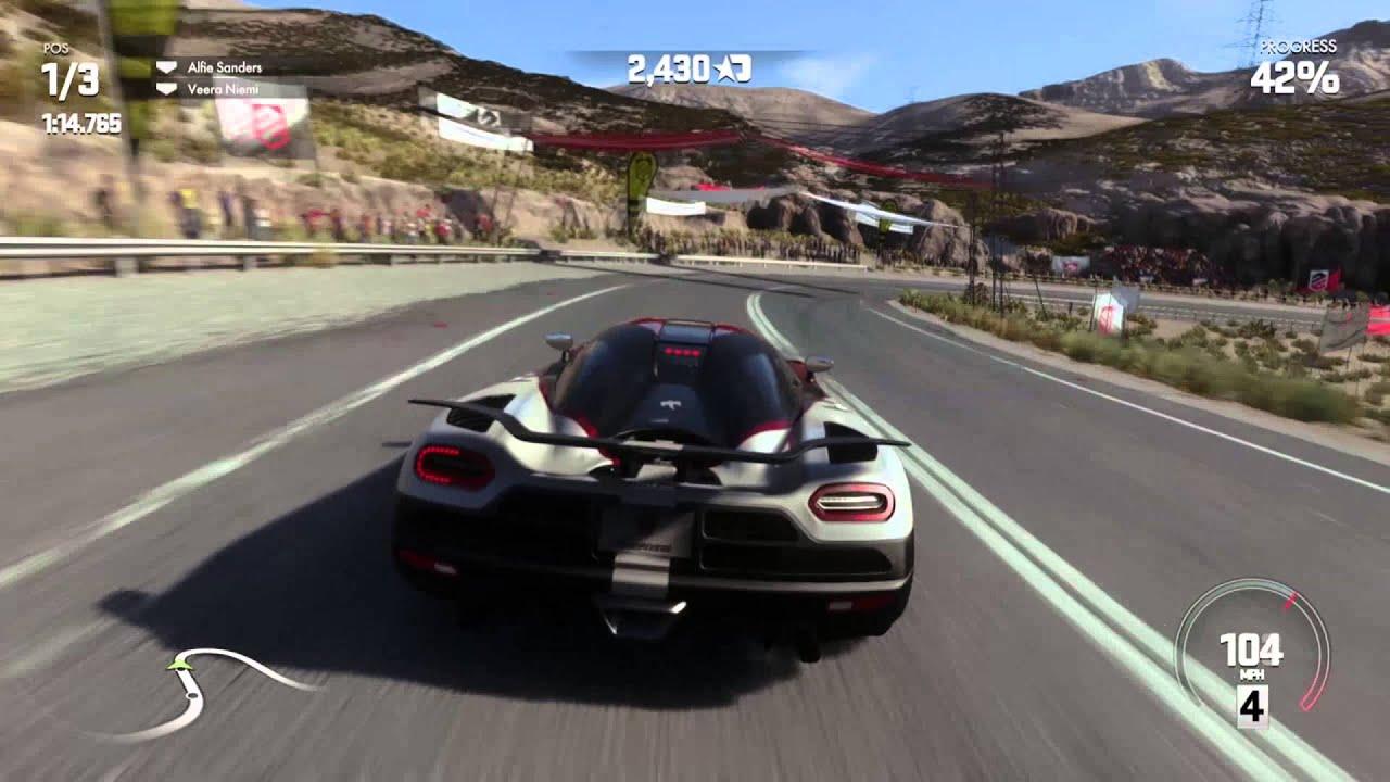 Driveclub Koenigsegg Agera R Gameplay Chile 1440p Hd