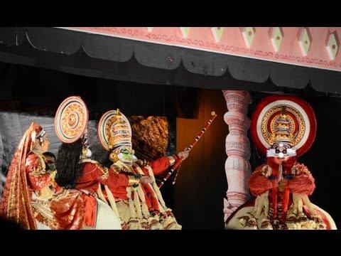 Karnasapadham -kathakali video