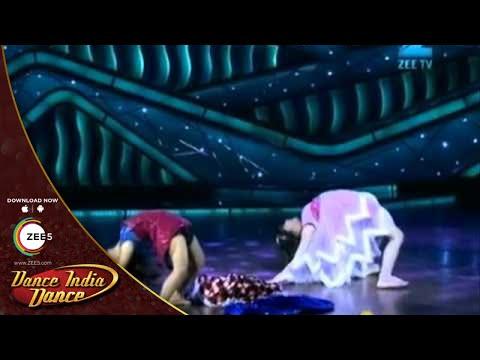 Did Dance Ke Superkids - Episode 5 Of 8th September 2012 - Saumya & Shalini video