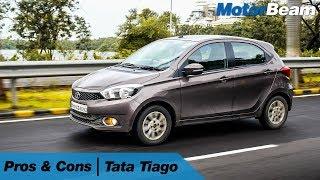Tata Tiago - Pros & Cons | MotorBeam