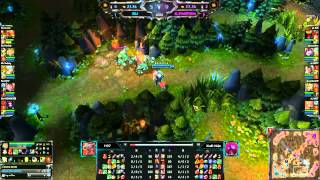 Video clip [IEM BaLan] [Bán Kết] [Game 2] al.Eventpotion vs Saigon Jokers [12.12.2012]