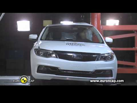 Euro NCAP | Qoros 3 Sedan | 2013 | Краш-тест