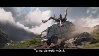 ISO KILTTI JÄTTI elokuvateattereissa 1.7. (trailer 3, originaali/suomeksi tekstitetty)
