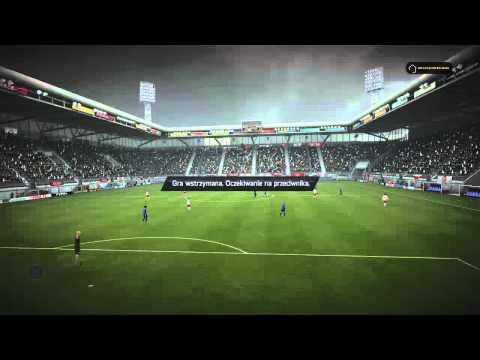 Mistrzostwa Świata FIFA 14 [POLSKA 0-1 UKRAINA] Cały Mecz!