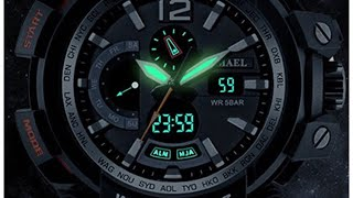 SMAEL Tactical Sports Watch Review & Give Away! (Ended )