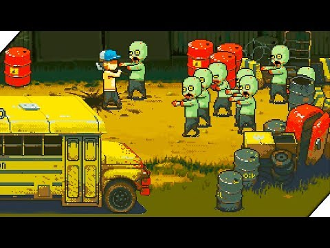 НАРВАЛИСЬ НА ОРДУ ЗОМБИ - Игра Dead Ahead : Zombie Warfare. Игра зомби на андроид