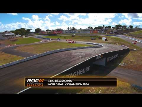 Race Of Champions 2014, Barbados - 26 min highlights