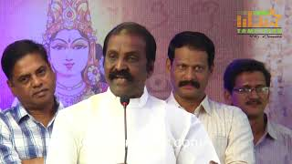 Vairamuthu Donates For Harvard University