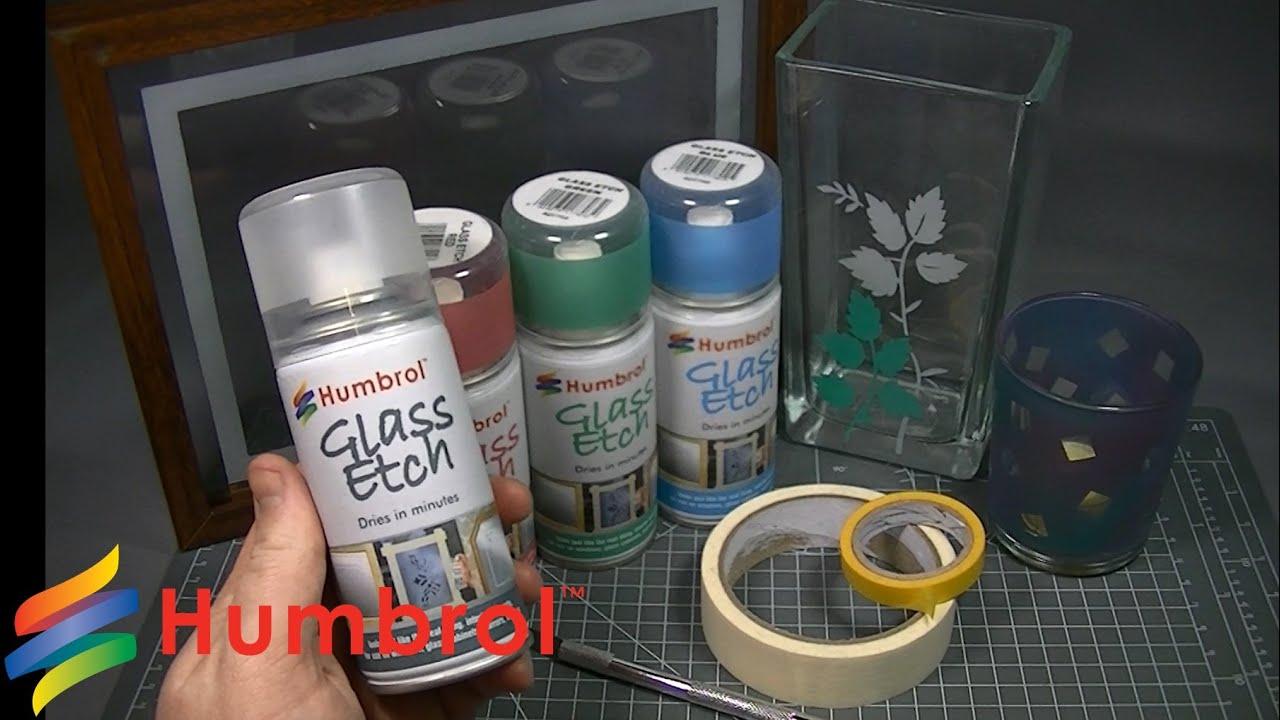 Etching Paint Color