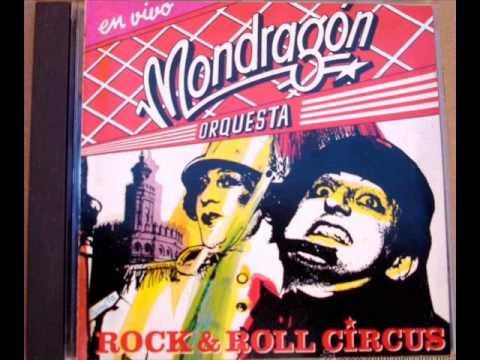 Orquesta Mondragon - Garras Humanas