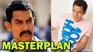 Master Plan - Aamir Khan's MASTERPLAN for Salman Khan | Bollywood News
