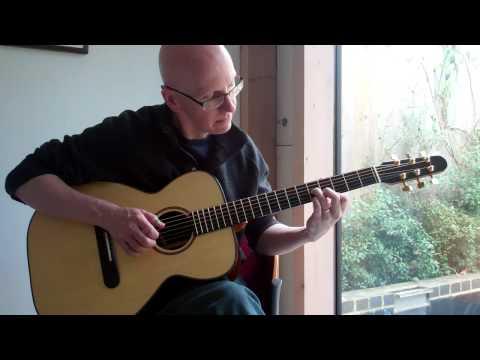 Martin Carthy guitar arrangement of Third Man Theme (Anton Karas)