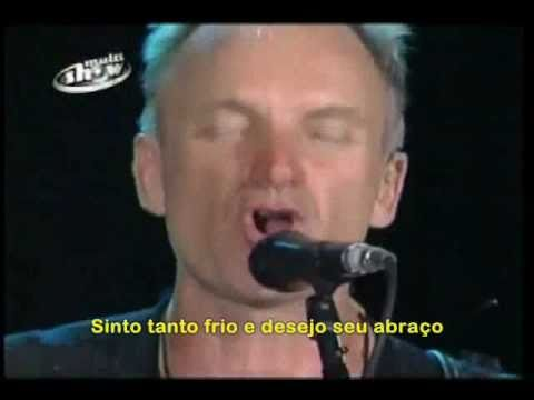 The Police - Every Breath You Take - Legendado PT-BR