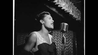 Watch Billie Holiday No More video