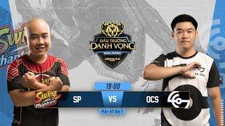 SWING PHANTOM vs OVERCLOCKERS [Playoffs 2][28.10.2018] - Đấu Trường Danh Vọng Mùa Đông 2018