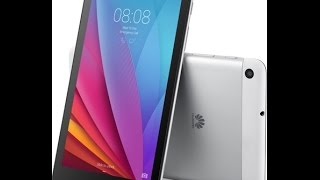 unboxing huawei tablet t1 7.0