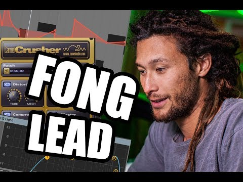 How To Make Leads in Ableton Sampler (Henry Fong Tutorial)