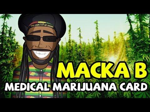 (OFFICIAL) Macka B - Medical Marijuana Card 2014