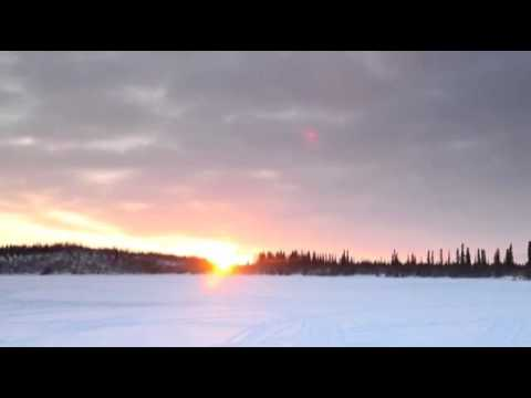 An Epic Journey of the Arctic Mosque / Masjid for the Inuvik Muslim Commnunity