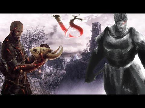 Sabaku No Maiku vs Gundyr il Giudice