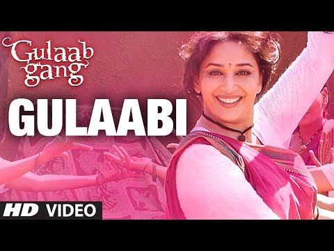 Gulaab Gang Title Song | Madhuri Dixit, Juhi Chawla | Shilpa Rao, Malabika Bramha