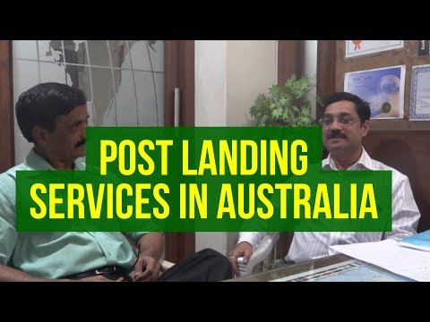 Post Landing Services   Sarjerao Patil Business associate of Taurus Infotek in Australia