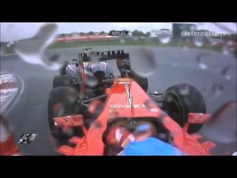 Vettel. Alonso y el Gran Premio De Malasia 2013