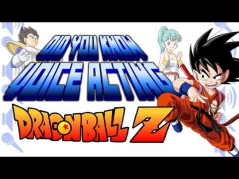 SUBSCRIBE http://www.youtube.com/subscription_center?add_user=kirbopher15 Did you know about the voice actors of your favorite Dragon Ball Z characters? The series has been around since the...