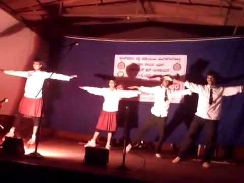 Yo  Bailye Yo Konkani Dance From Icym Paladka video