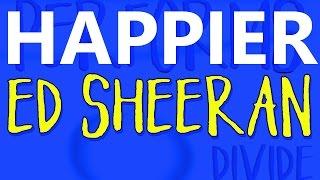 Happier Ed Sheeran By Molotov Cocktail Piano