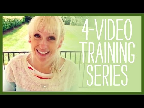 What You'll Learn in the 4-Video Training Series