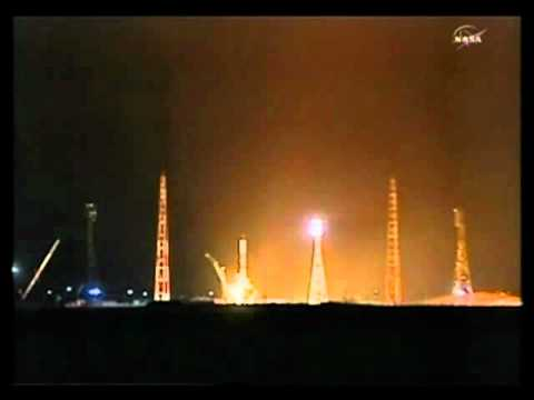Expedition 26 - Progress M-09M - January 28