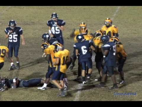 5 of the biggest high school football hits you'll ever see. Which hit is best?