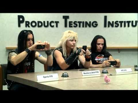 Product Testing Institute - Glam Rockers