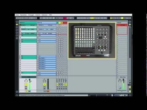 Ableton Live - DJing - Demonstration eines DJ Sets