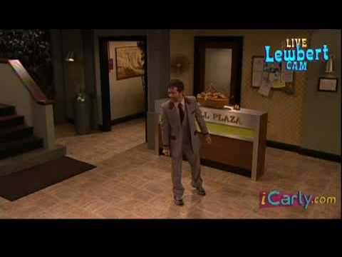 Lubert From Icarly. Messin With Lubert-part 2