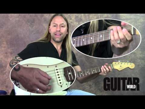 Essential Blues Basics: Soloing With The Combined Minor/Major Pentatonic Scales