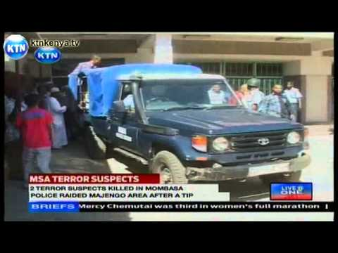 Mombasa terror suspects shot