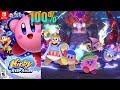 Kirby Star Allies [17] 100% Switch Longplay (4 Players) thumbnail